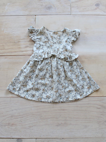 Yoli & Otis Gabriel Dress - Antique Floral