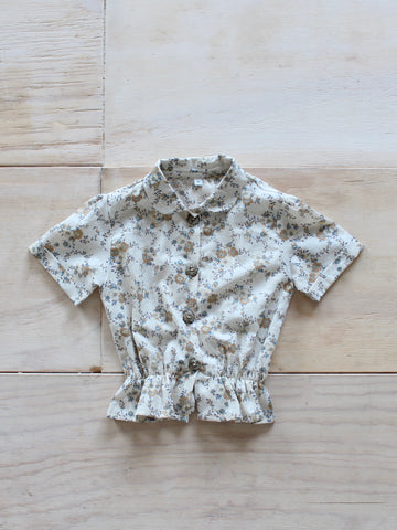 Yoli & Otis Gael Blouse - Antique Floral