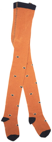 Emile et Ida Multi Hearts Tights