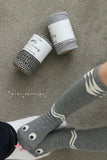Mini Dressing Snake Socks - Grey