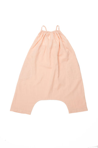 Soor Ploom Ines Romper - Clay