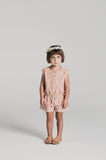 Rylee and Cru Rover Romper - Flower