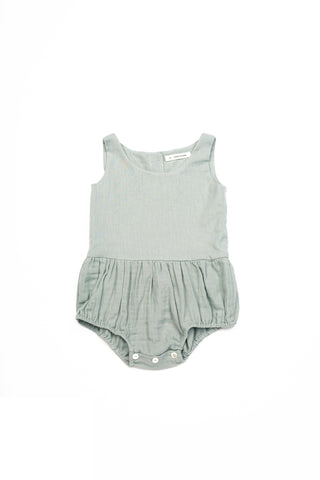 Soor Ploom Lois Playsuit - Moonstone Voil
