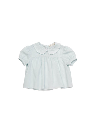 Soor Ploom Nellie Blouse - Mini Stripe