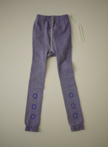 Wovenplay Pierrot Leggings - Blue Violet/ Lavender
