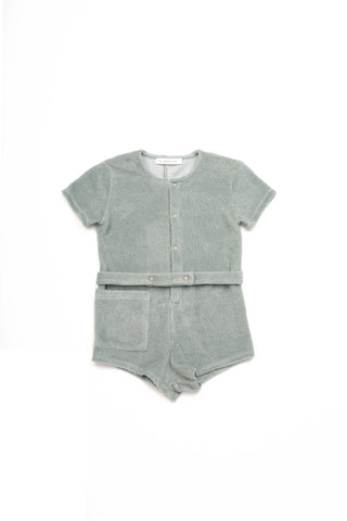 Soor Ploom Pippa Playsuit - Moonstone Terry