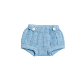 Misha & Puff Pleated Bloomers - Sky