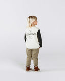 Rylee and Cru Henley Long Sleeve Tee - Adventure