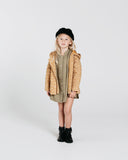Rylee and Cru Crepe Jacket - Marigold