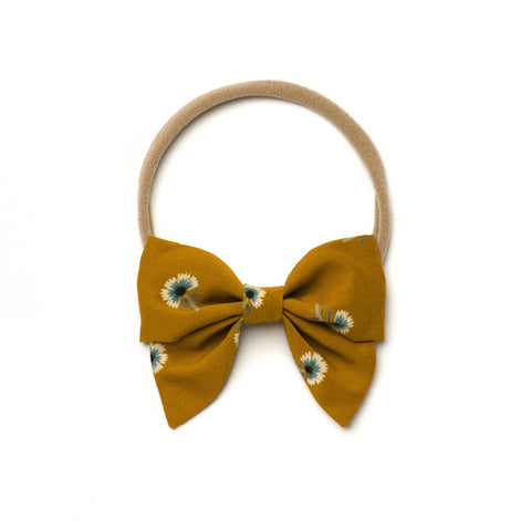 "Free Babes Mini Sailor Bows - ""The Etta"" Bow"