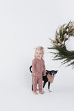 Rylee and Cru Pajama Set - Winter Berry