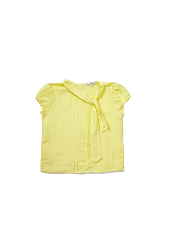 CARAMEL Stellaria Top - Canari Yellow