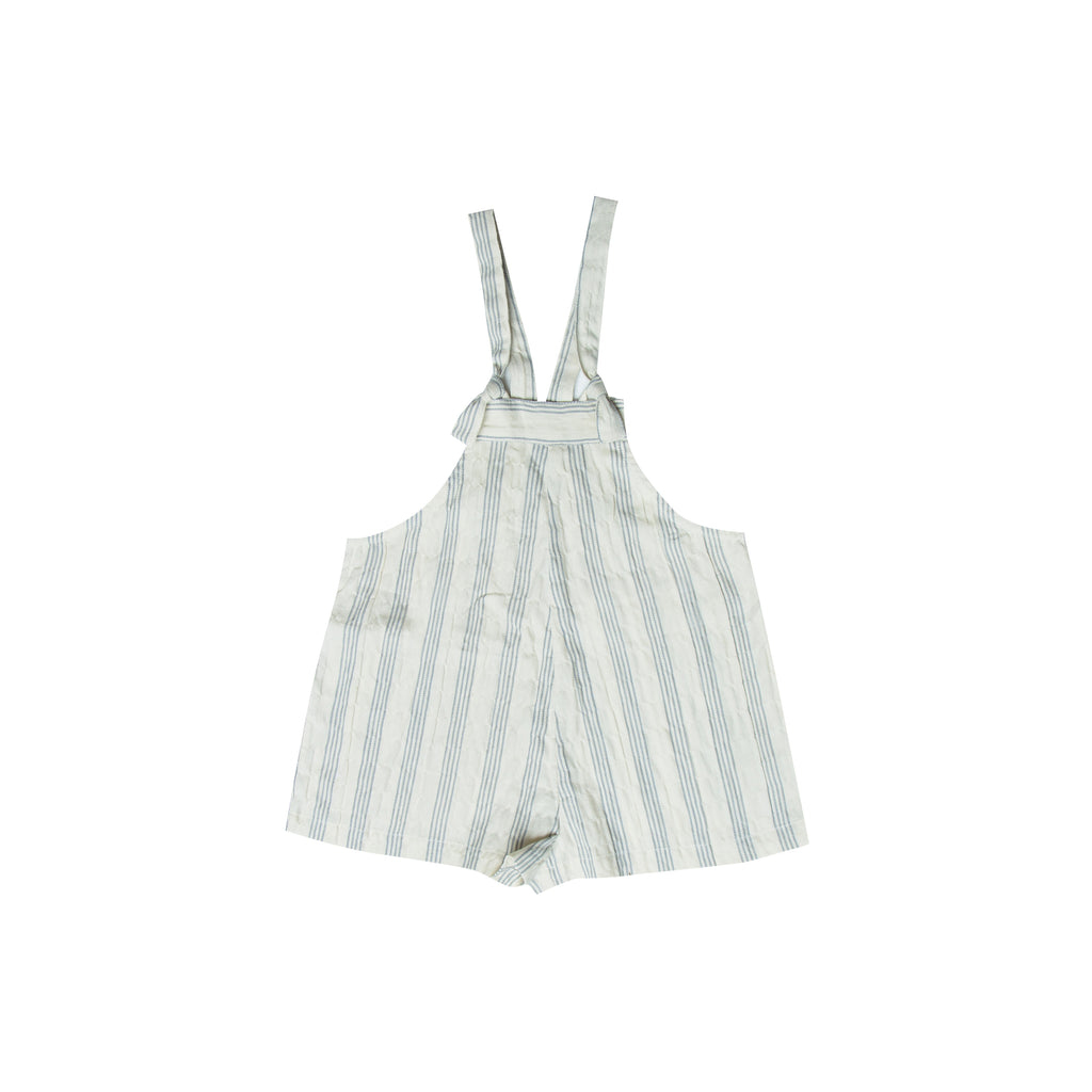 Rylee and Cru Skipper Overalls - Stripe