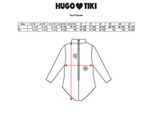 Hugo Loves Tiki Surf Onesie - Pink Seashells