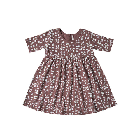 Rylee and Cru Dress - Winter Berry