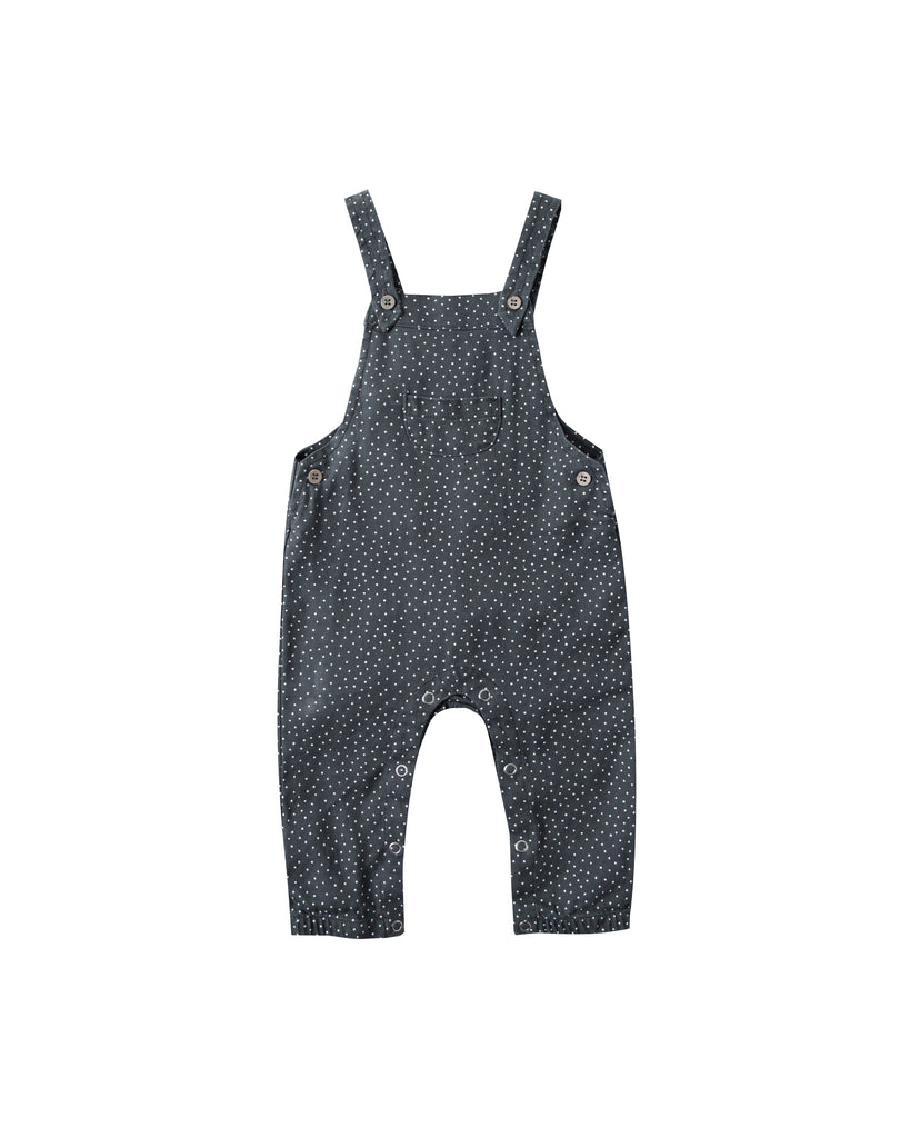 Rylee and Cru Baby Overall - Dots