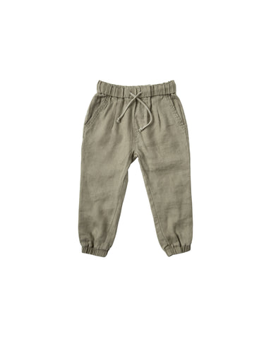 Rylee and Cru Beau Pants - Olive