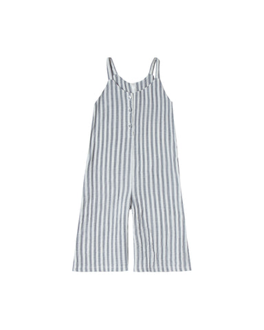 Rylee and Cru Bridgette Jumpsuit - Storm Stripe