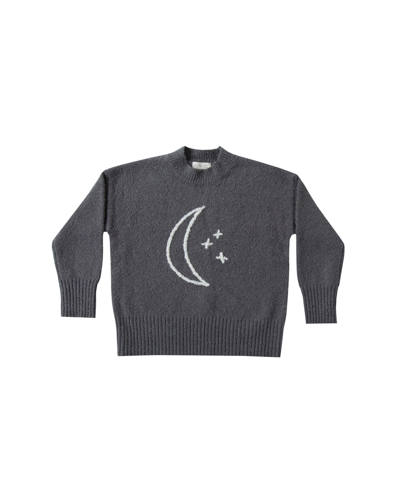 Rylee and Cru Cassidy Sweater - Moon