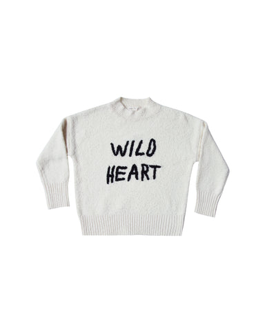 Rylee and Cru Cassidy Sweater - Wild Heart
