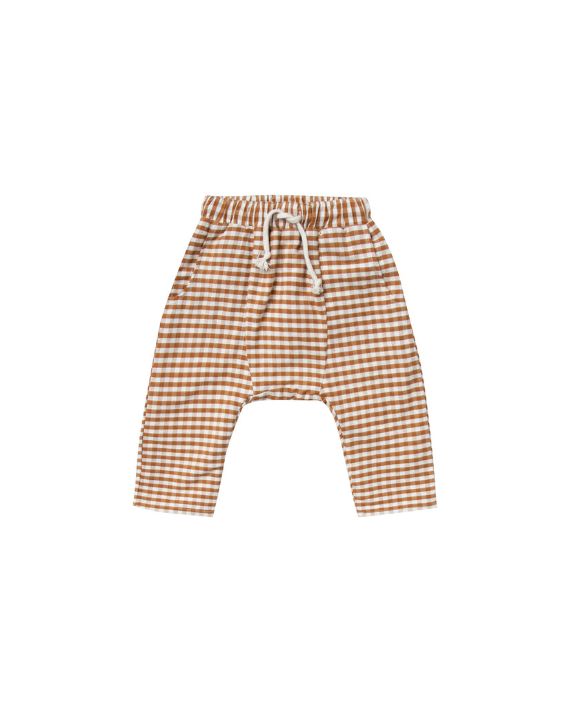 Rylee and Cru Hawthorne Trouser - Gingham