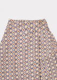 CARAMEL Jupia Skirt - Kaleido Blue