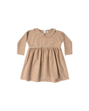 Rylee and Cru Collared Dress - Ginhgam