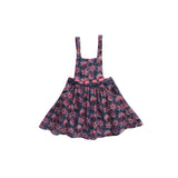 Louise Misha Dress Emilia - Blue Flower