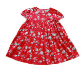 Lulaland Rebecca Dress - Red Sea