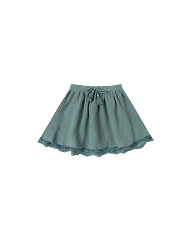 Rylee and Cru Mini Skirt - Rainforest