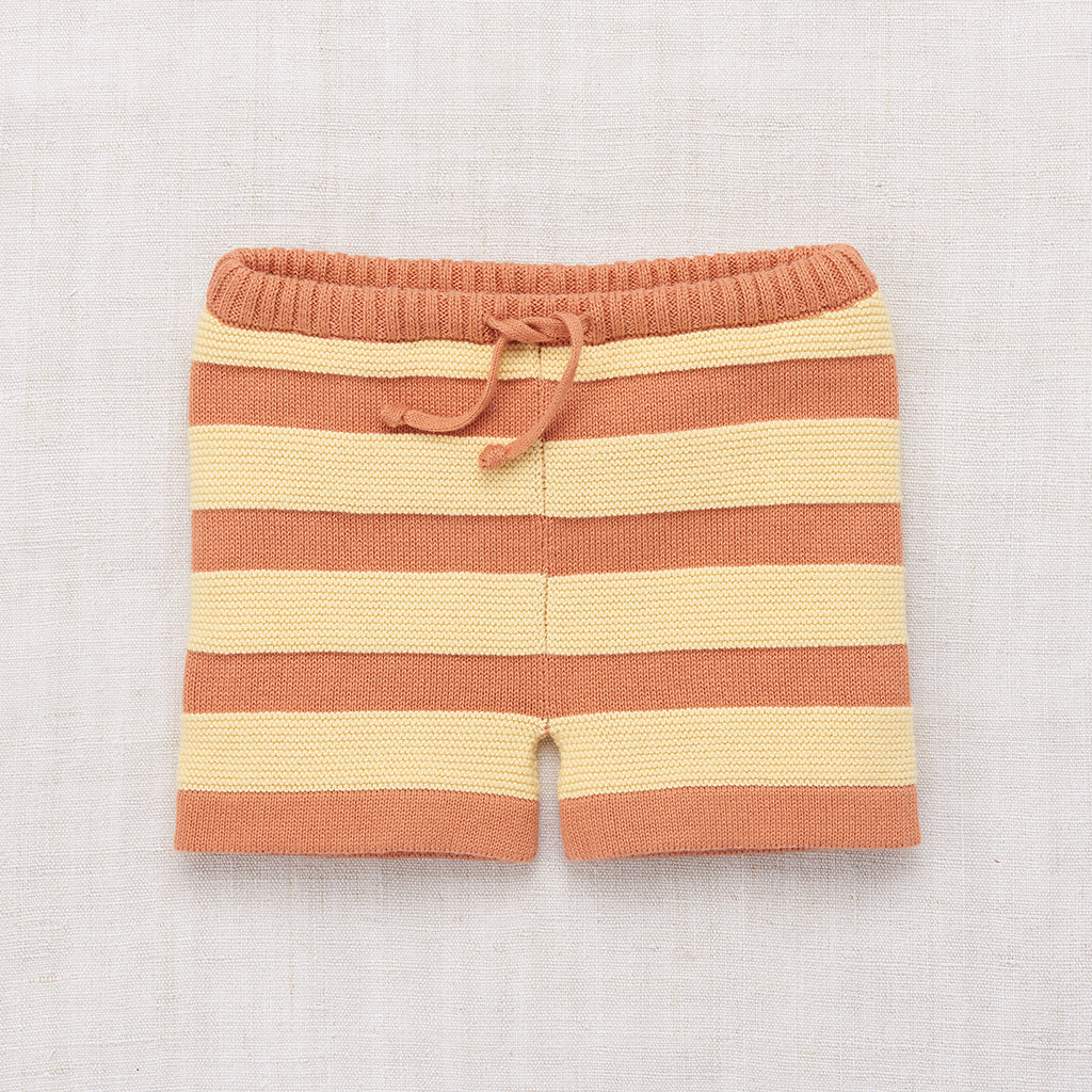 Misha & Puff Boardwalk Brief - Clay