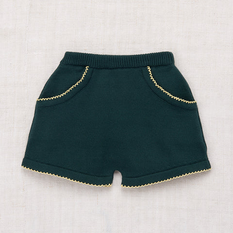 Misha & Puff Party Short - Spruce
