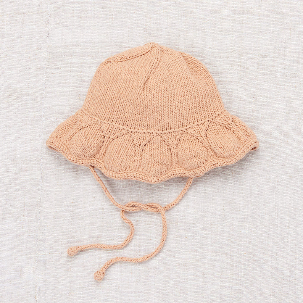Misha & Puff Wild Starling Sunhat - Putty