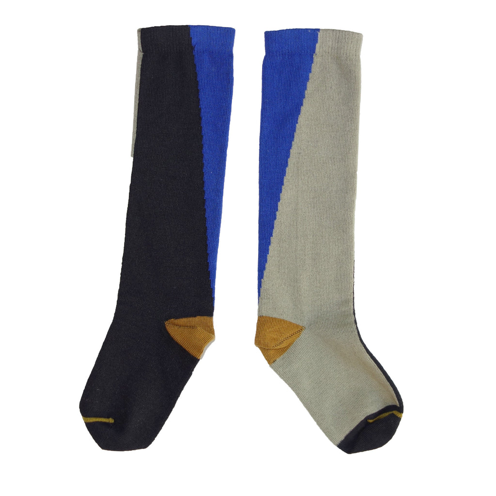 Nico Nico Mountaineer Hi-Socks - Ash