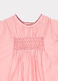 CARAMEL Perry Baby Dress - Candy Pink