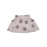 Hugo Loves Tiki Pocket Skirt - Pink Seashells