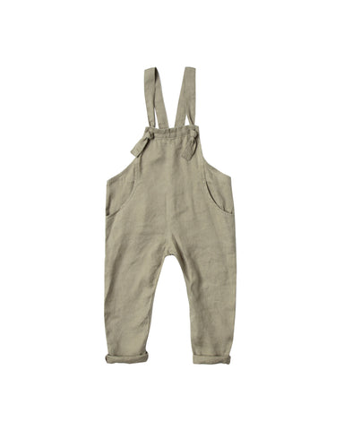 Rylee and Cru Pioneer Overall - Olive