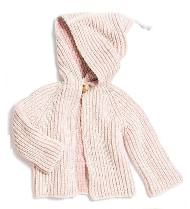 Misha & Puff Plum Island Beach Jacket - Pink Sand/ Natural