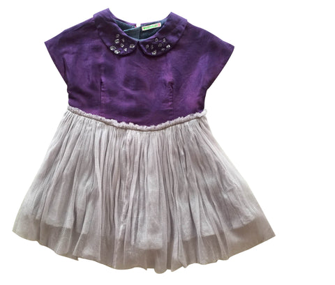 Wovenplay Plum Tutu
