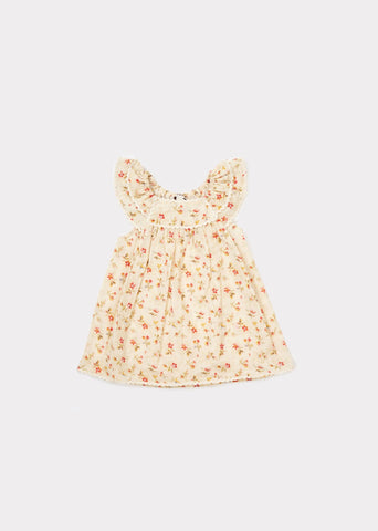 CARAMEL Prespa Baby Dress - Pink