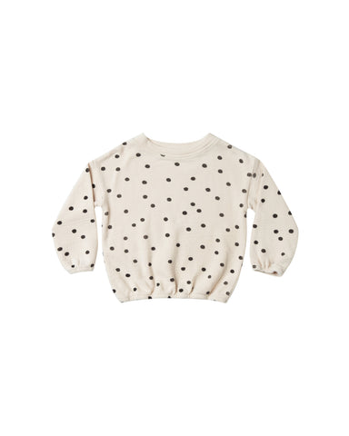 Rylee and Cru Pullover Sweater - Dot
