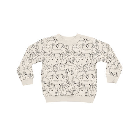 Rylee and Cru Woodland Sweatshirt