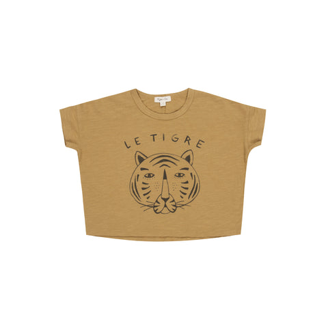 Rylee and Cru Boxy Tee - Le Tigre