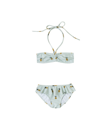 Rylee and Cru Skirted Bikinis - Pineapples