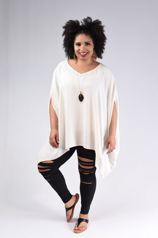 Connect the Dots Tunic, Mauve