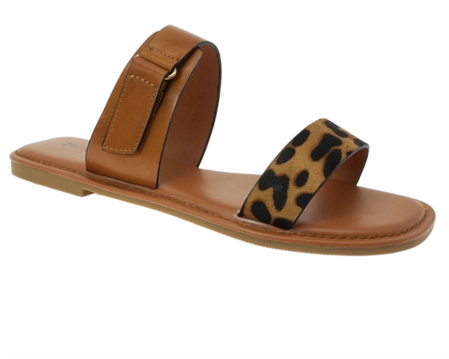 Take a Walk on the Wild Side Sandals