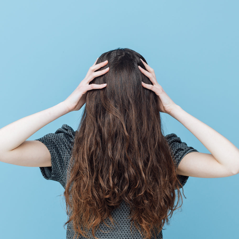 4 easy ways to avoid greasy hair