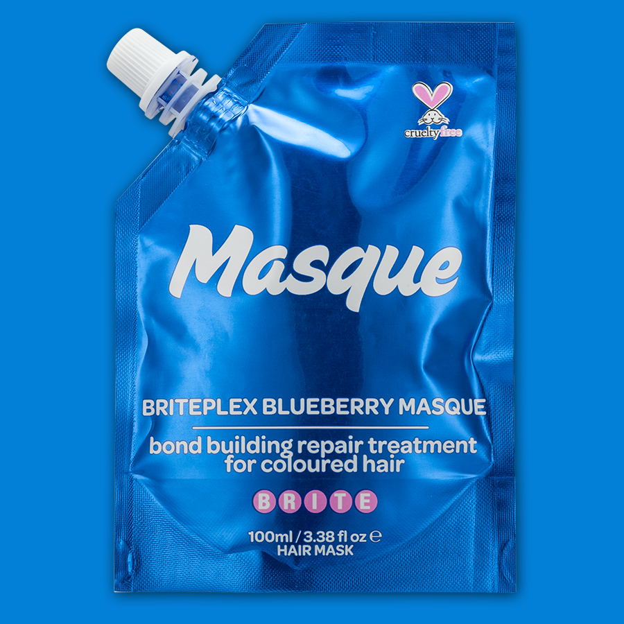 Briteplex Blueberry Hair Masque