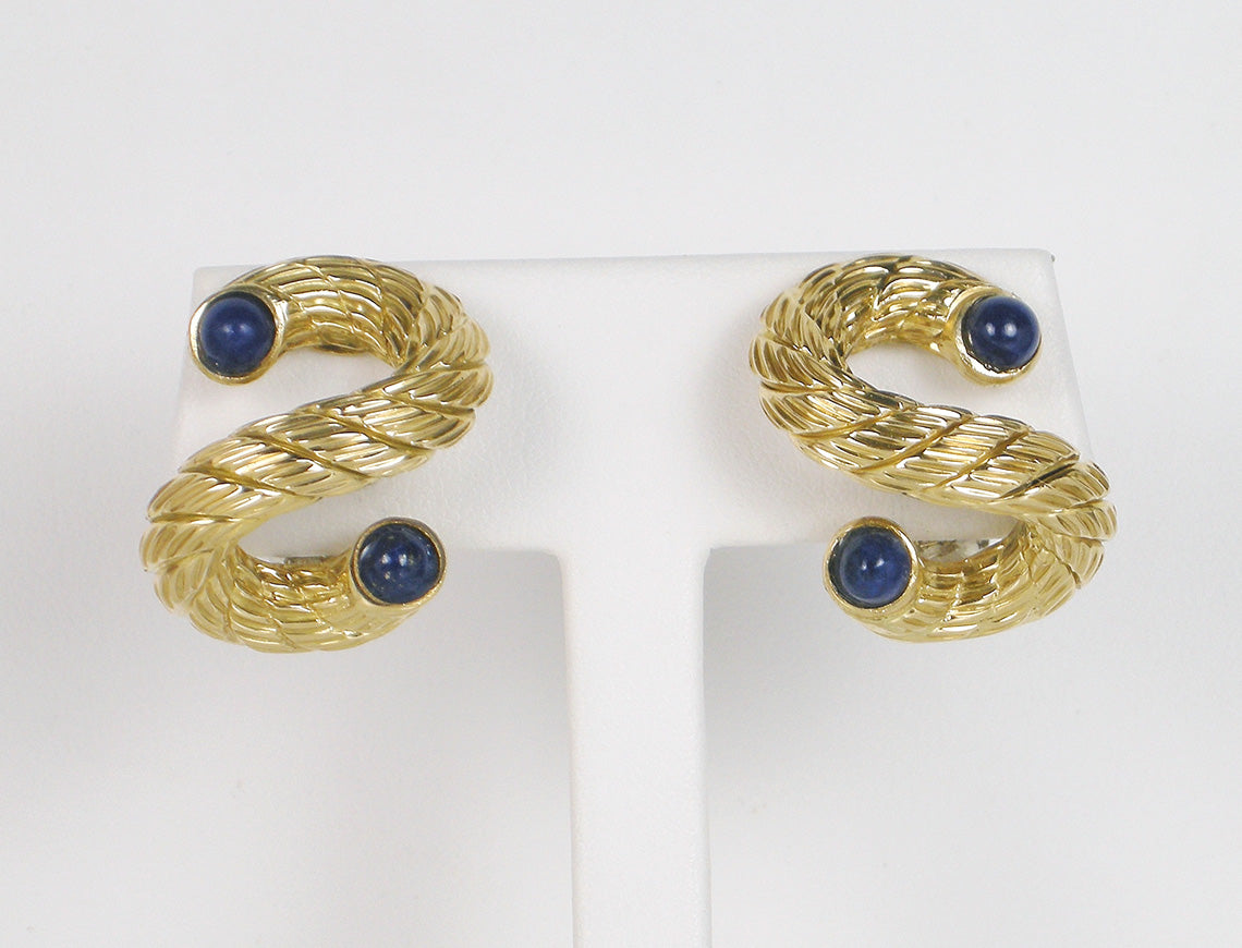 blue earring shop singh earrings jewelry clip on product main amrita lapis ronnie erc