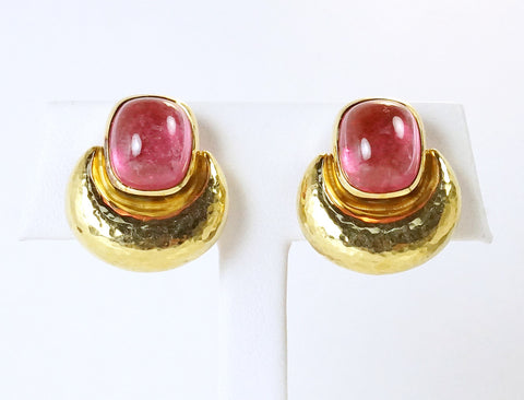 """Eleanor"" earrings by Elizabeth Gage"